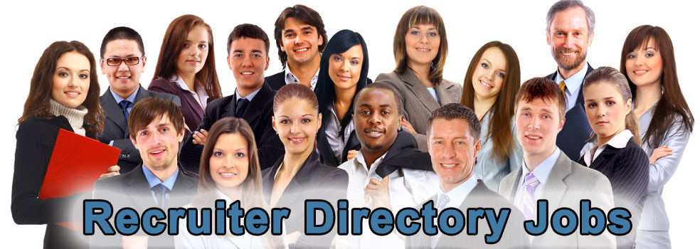 Recruiter Directory -- Thousands of new jobs posted every day!